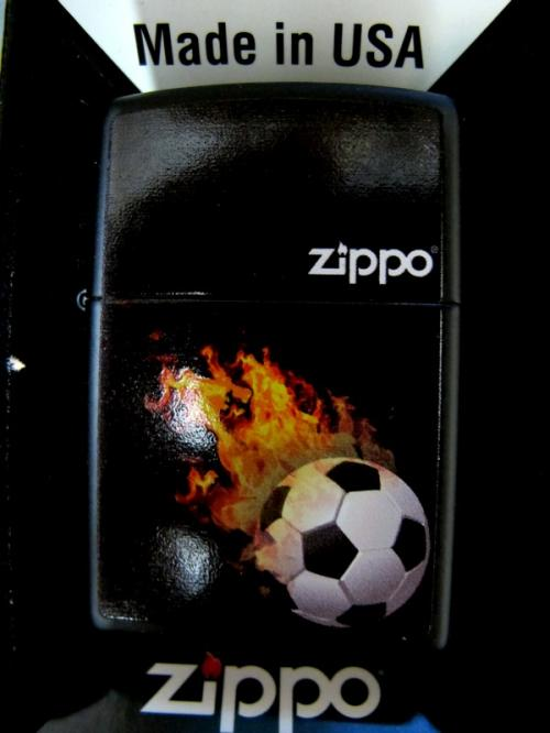 Zippo PROMOTION FOOT Flamme