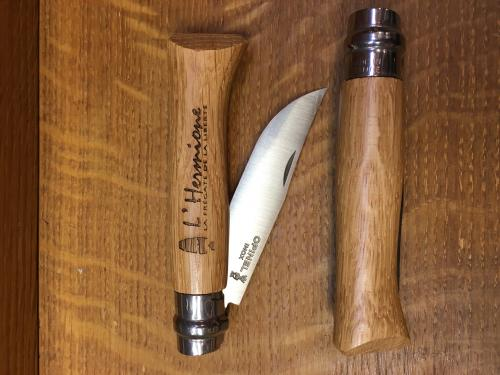 couteau opinel l hermione