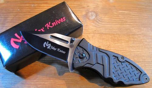 acier fin couteau